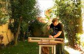 Cómo hacer una preciosa lámpara de plataforma
