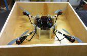 Cómo construir una caja de almacenamiento/transporte para el quadcopter.