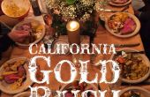 Cómo lanzar un partido de la fiebre del oro de California