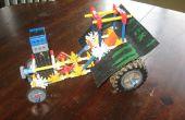 Tirón de KVG modifed mini tractor