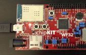 IPad control remoto montaje Control usando WF32