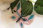Fabricación de la mariposa | DIY Cuentas Butterfly|