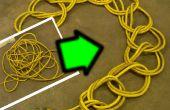 Encadenar un cable de extensión