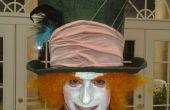 Sombrero del sombrerero loco de Burton