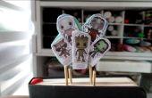Clips de papel DIY Groot