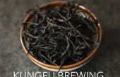 Cómo Kungfu colar el té Oolong (con Video de demostración)