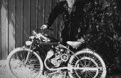 Réplica Vintage motos