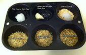 Cocinar 6 individualizado pequeñas granos (es decir, cómo no comer las sobras mismo aburridas toda la semana)