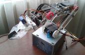 Arduino brazo robótico controlado