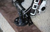 Carro soporte de horquilla de bicicleta de montaña
