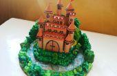 Castillo en miniatura bricolaje
