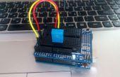 Cómo utilizar el Tutorial de Arduino de sensor de DHT-11