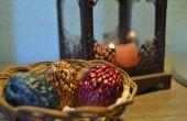 Huevos de dragón llavero