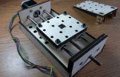 Laser-corte z pórtico para impresoras CNC/3d construido de cero