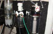 Medidor de litros de flujo de aire