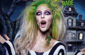 Beetlejuice Babe - Tutorial de maquillaje SFX