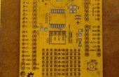Polyimide (Kapton) PCB soldadura pasta Stencil