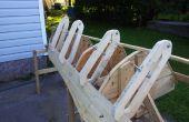 Abrazaderas Lapstrake fáciles y rápidas para constructores de barcos