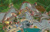 RollerCoasterTycoon 1 - título tema versión - arreglo de Piano Solo extendida