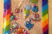 Gel bolsa sensorial para niños