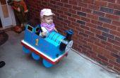 El disfraz de tren de Thomas