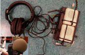Cómo construir un hidrófono de estéreo (no terminado)