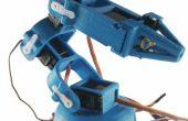 Hacer su propio Robot 3D impreso