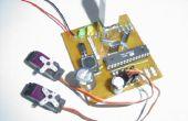 Crear un controlador de servos USB 6