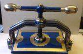 Bookbinders Nipping Press Renovation