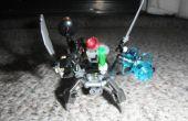 Cómo hacer Droid Fighter Lego (otro)