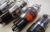 Hacer una exhibición de Lightbox para válvulas Retro Vintage...