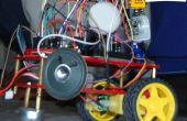 Inteligencia Artificial basados en Arduino Robot que habla