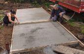 El 'vacío fácil' proyecto de inodoro de compostaje: Parte 1 - obras de tierra
