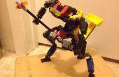 Transformador de LEGO... ¿Autobot? ¿Perdido el Constructicon? ¡ Usted Decide!