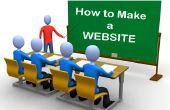 Cómo crear tu propio sitio web gratis mediante constructores de sitio web gratuito