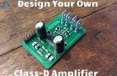 Diseñar su propio amplificador PCB (en DipTrace)
