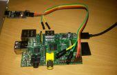 Conectar la frambuesa Pi a red mediante UART