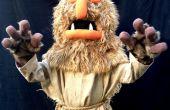 El traje de Sweetums Muppets