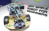 Robot muy sencillo para principiantes
