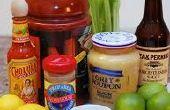 Como mezclar perfecto Bloody Mary