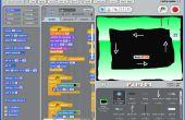 Hacer gráficos para un Scratch Racing juego
