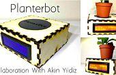 Planterbot - la planta de control de Robot