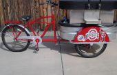 Chupar rueda Trike de cerveza
