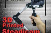 3D impreso Merlin estilo Steadicam: MO-FLO 1.0