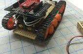 Tanque de Arduino impreso 3D