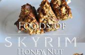 Alimentos de Skyrim: miel tuerca tratar