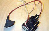 Cómo encontrar el primario y las bobinas del secundarias de un transformador FlyBack