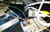 Control de bomba peristáltica con TA7291P y un Arduino