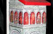 Hermoso proyecto de Decoupage de estilo Pompeya (art incluido)
