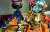 """Crear la """"Guerra de los mundos"""" inspirado """"Junkbots"""""""